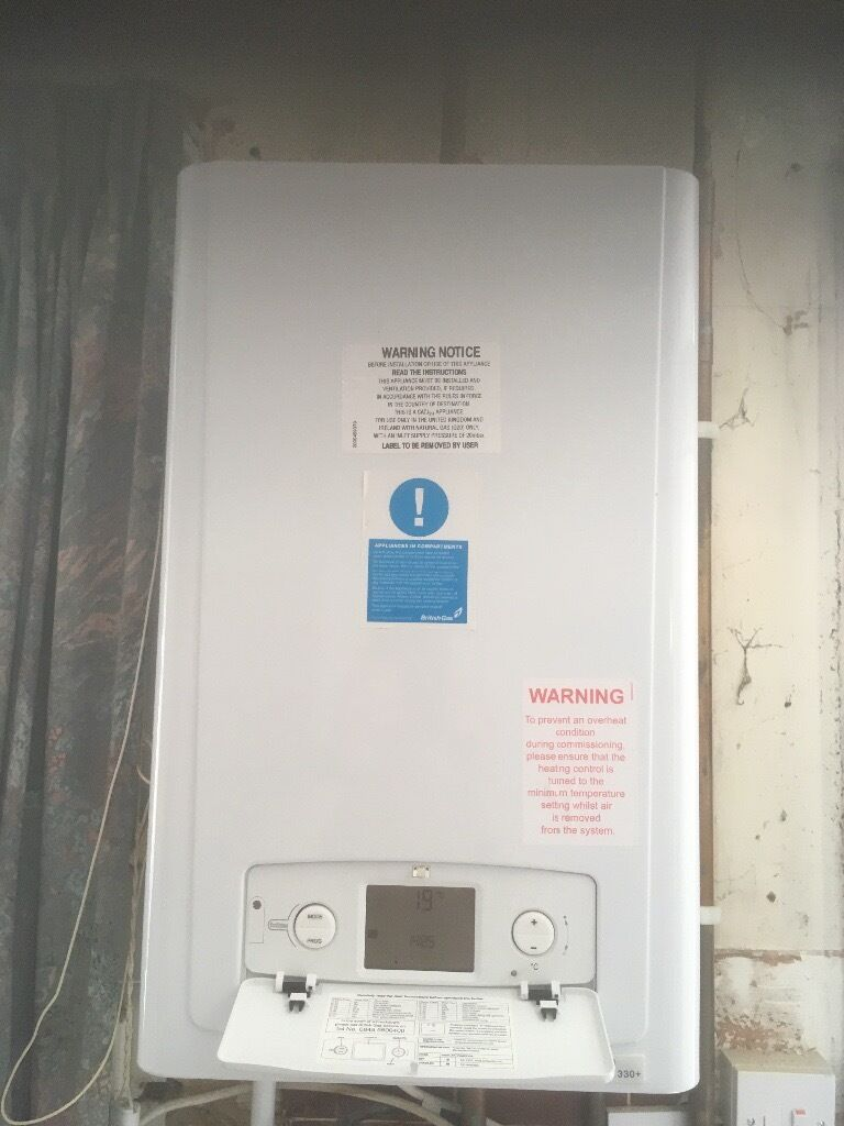 British Gas 330 High Efficiency condensing Boilerin Ringwood, HampshireGumtree - British gas 330 high efficiency condensing boiler approximately 3 years old.? But in excellent condition and serviced by British gas home care. genuine reason for sale, thanks for looking Includes pump, flue, and programmer