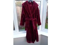 M&S ROSIE FOR AUTOGRAPH Shimmersoft™ Dressing Gown