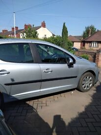 Silver car very clean inside and out , 2 keys test drive welcomev