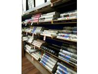 WALLPAPER CLEARANCE SALE NOW ON (WHILE STOCK LASTS)