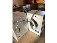 Washing machine & tumble dryer