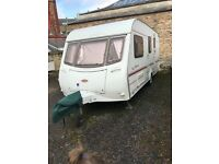 Coachman amara 520/4 (4 berth) immaculate condition
