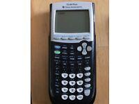 3 Texas Instruments calculators - Please read description