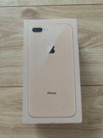 iPhone 8, 64GB, Rose Gold