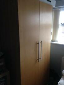 IKEA DOUBLE AND SINGLE WARDROBES