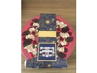 M&S floral collection bath and body tin