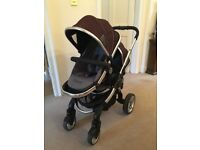 iCandy Peach Double Buggy in Black Jack