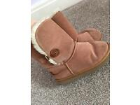 Tan UGG Boots (genuine) size 5/6