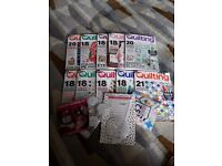 Lot of Quilting Magazines 10