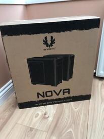Nova Black Window Computer Case BNIB £25 ONO