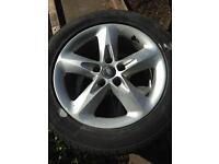 Original Ford Focus alloys 59 2009 16""