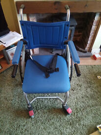 Mobile Wheeled Shower Chair (Brand New)