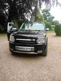 ***Phantom Edition*** Land Rover Discovery