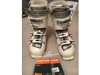 Ladies Head Edge Ski Boots