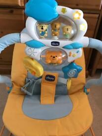 Chicco Do Re Mi bouncer bouncing chair