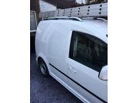 VW Caddy van for sale extremely low mileage