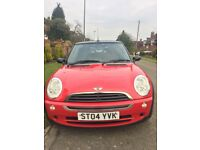 Mini Convertible One 1.6 2dr 2004