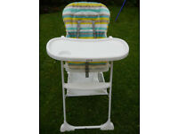 joie mimzy snacker high chair