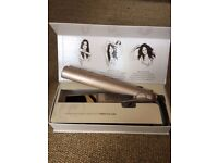 BRAND NEW IN BOX - TYME Hair Styling Iron - Straightener and Curler - UK Adapter Plug - XMAS GIFT!!!