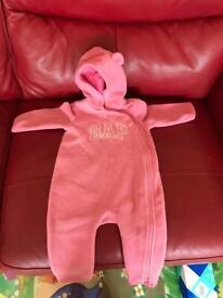 Baby girl GAP fleece