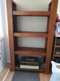 Next wooden shelf unit