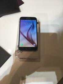 Samsung galaxy S6 64gb Unlocked midnight blue