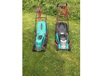 Bosch Rotak 430 Ergo power Electric Lawnmower / Bosch Rotak 34R