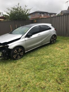 2016  Mercedes Benz a200d repairable or wrecking Sydney City Inner Sydney Preview