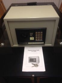 Digital safe, money box tills, wallets