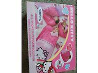 Hello Kitty Ready Bed