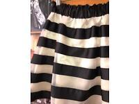 Bik Bok Layered Mini Skirt size 6-8