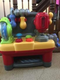 Early Learning Centre work bench toy