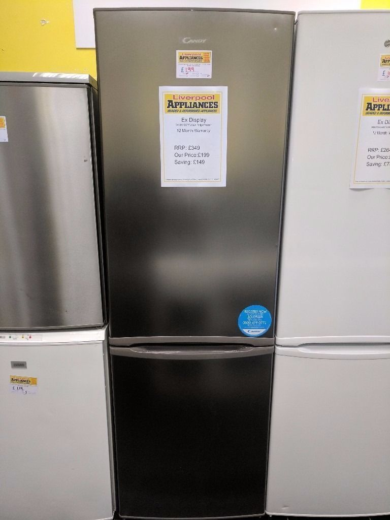 New Graded Candy Fridge Freezer (12 Month Warranty)