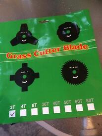 Grass cutter blade