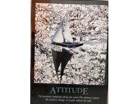 """""""Attitude"""" quote poster"""