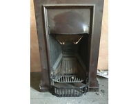Genuine/ Origional Victorian/Edwardian Cast Iron Fireplace...100 years old!!!!