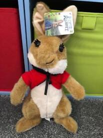 Official Peter Rabbit Merchandise - Flopsy