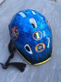 Thomas Tank Engine bike helmet