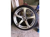 Jade R 19inch 5*112 wheels