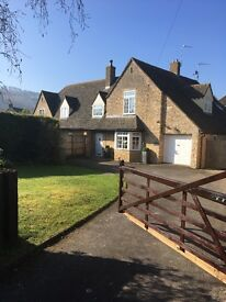 Teddington, Gloucestershire - 4 bedroom house to rent £1200 plus bills