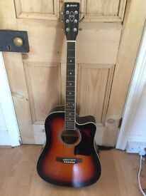 Electro-acoustic guitar for sale