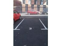 SECURE PARKING SPACE - Very close to the Co-op and CIS buildings