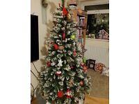 Christmas tree 6 th