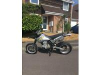 2002 CCM 604 E Supermoto stunning example motorcycle , low miles