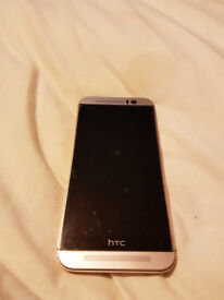 HTC One M9 Phone in excellent condition. Network open