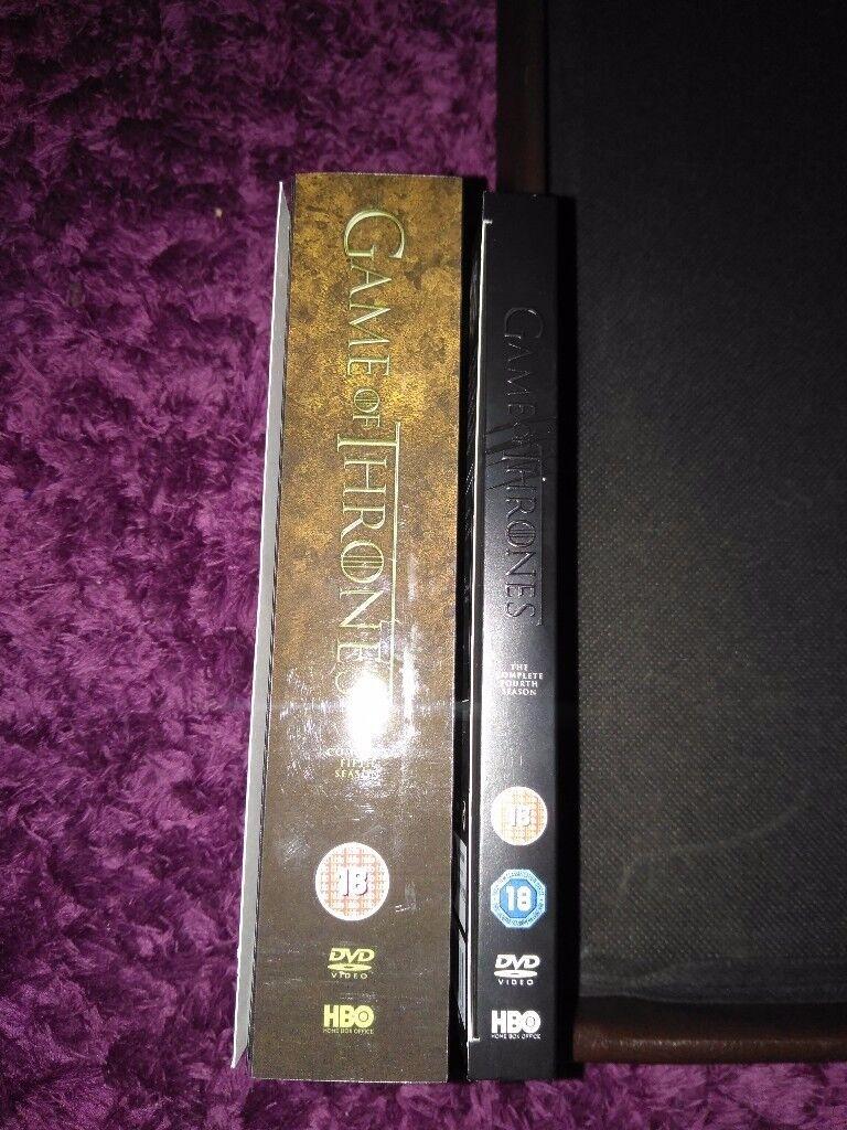 Blu Rays + DVDs