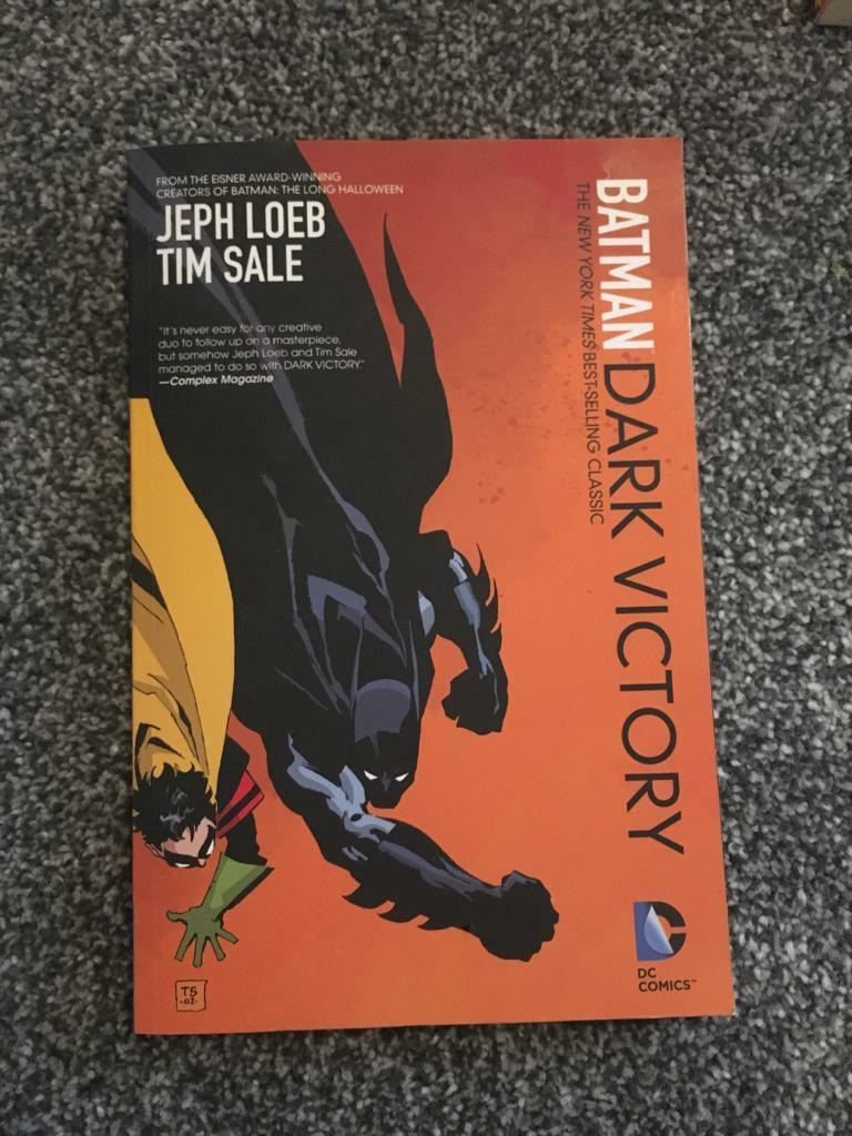 batman dark victory graphic novel | in bangor, county down | gumtree