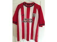 Saints fc home shirt - 03/05 - M