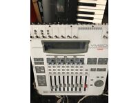 Fostex Vm200 digital mixer mixing desk