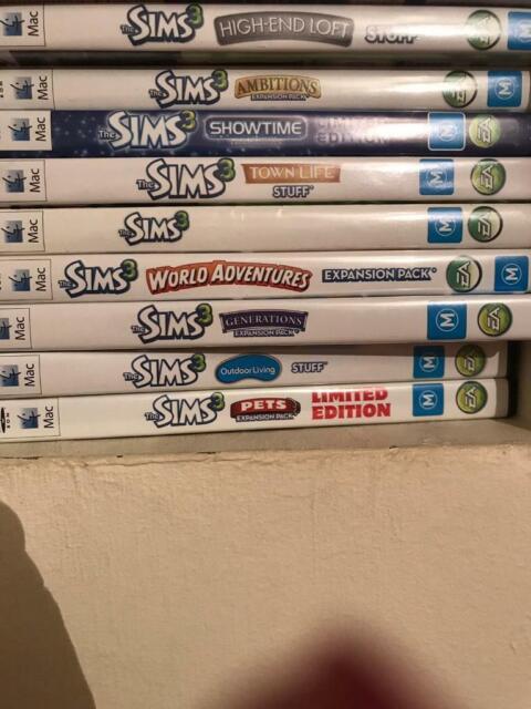 Sims 3 bundle | in Swansea | Gumtree